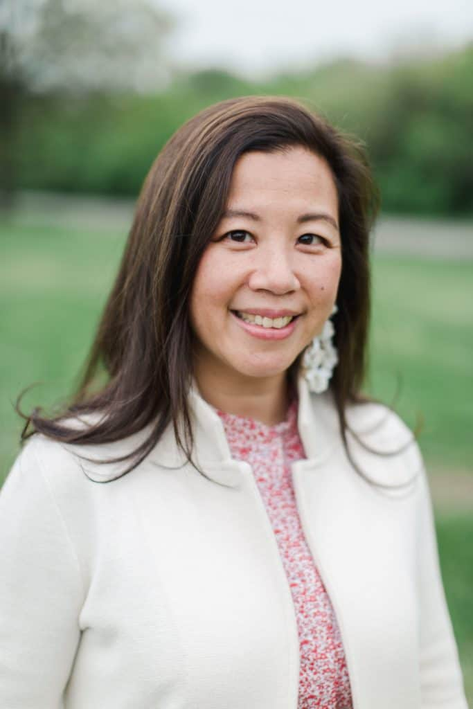 Brandi Yee, Chief Programs Officer, ACT for Alexandria