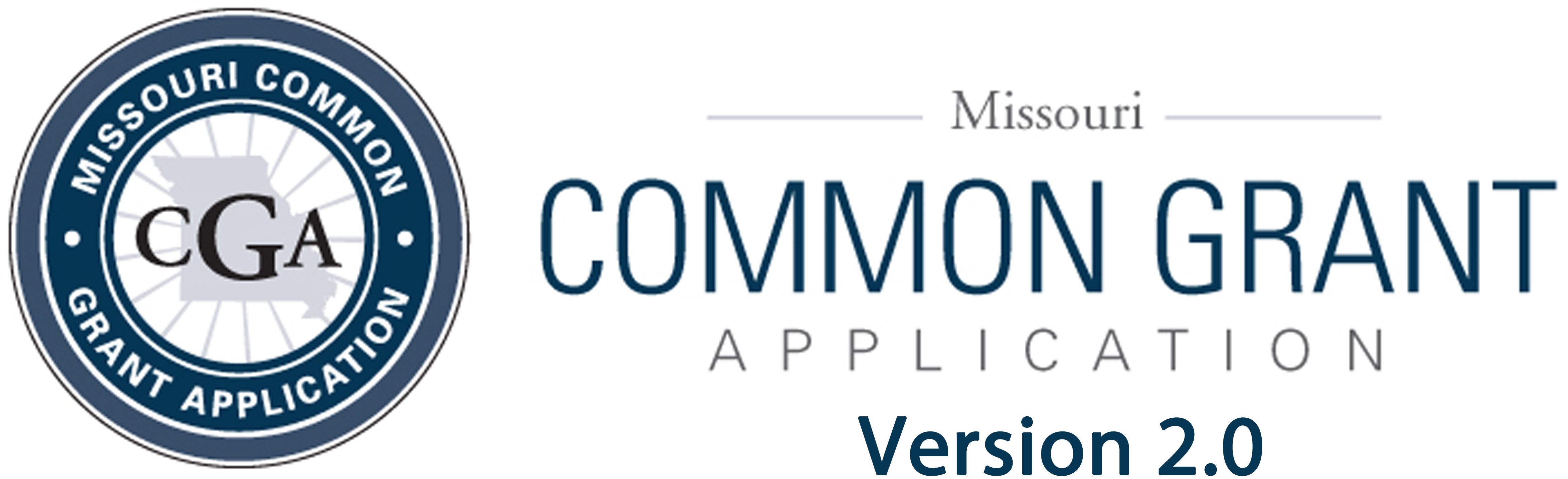 Missouri Common Grant Application Logo