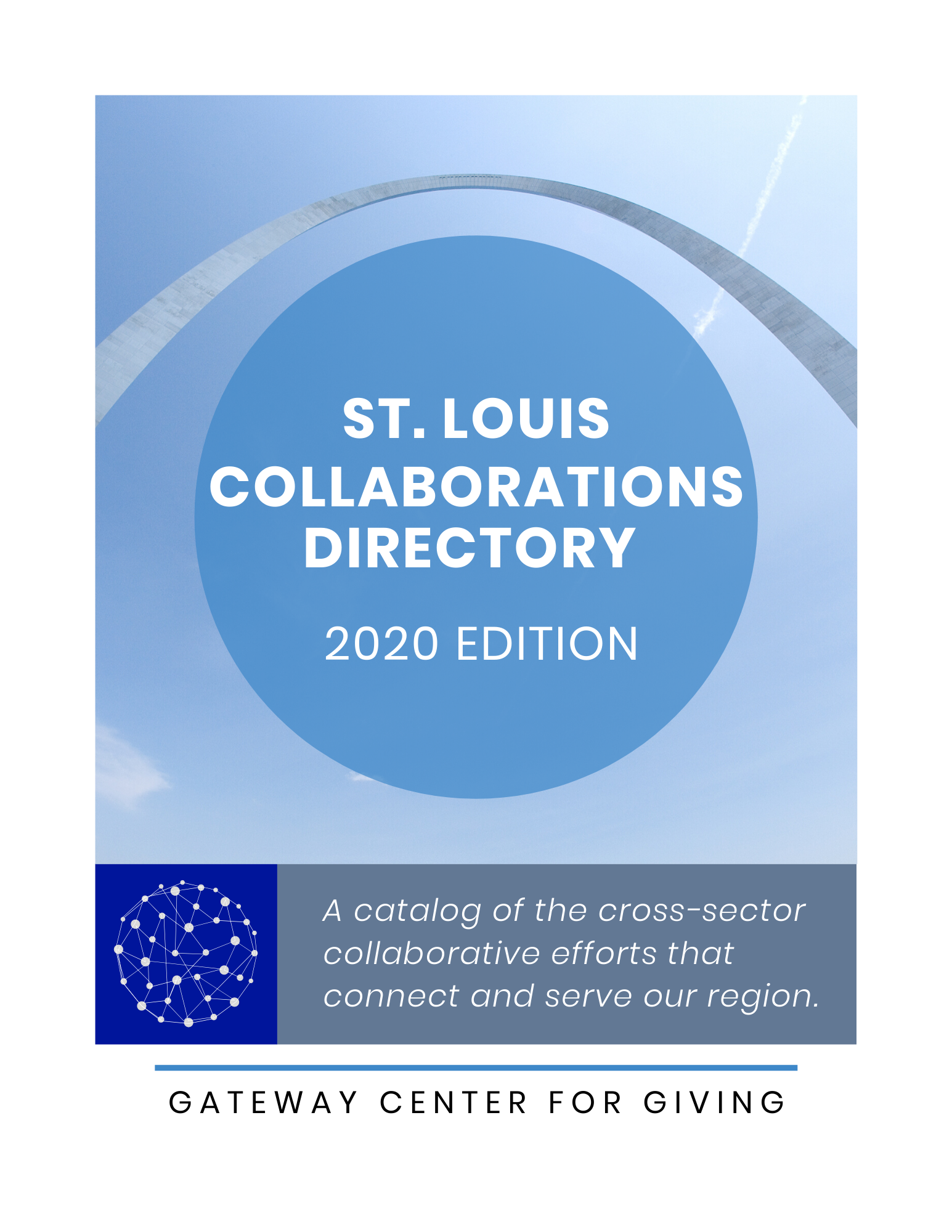 St. Louis Collaborations Directory 2020 Edition Cover