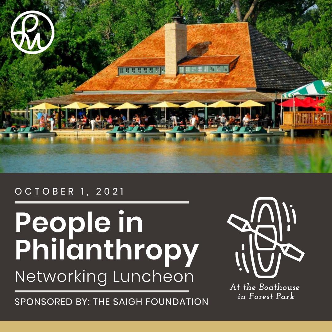 People in Philanthropy 10.01.21