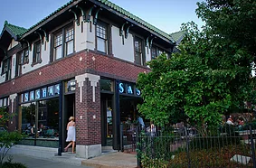 Photo of Sasha's from the outside