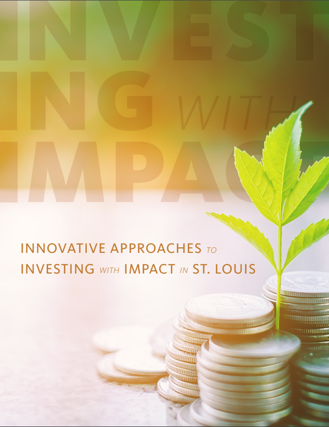 Investing with Impact Report Cover