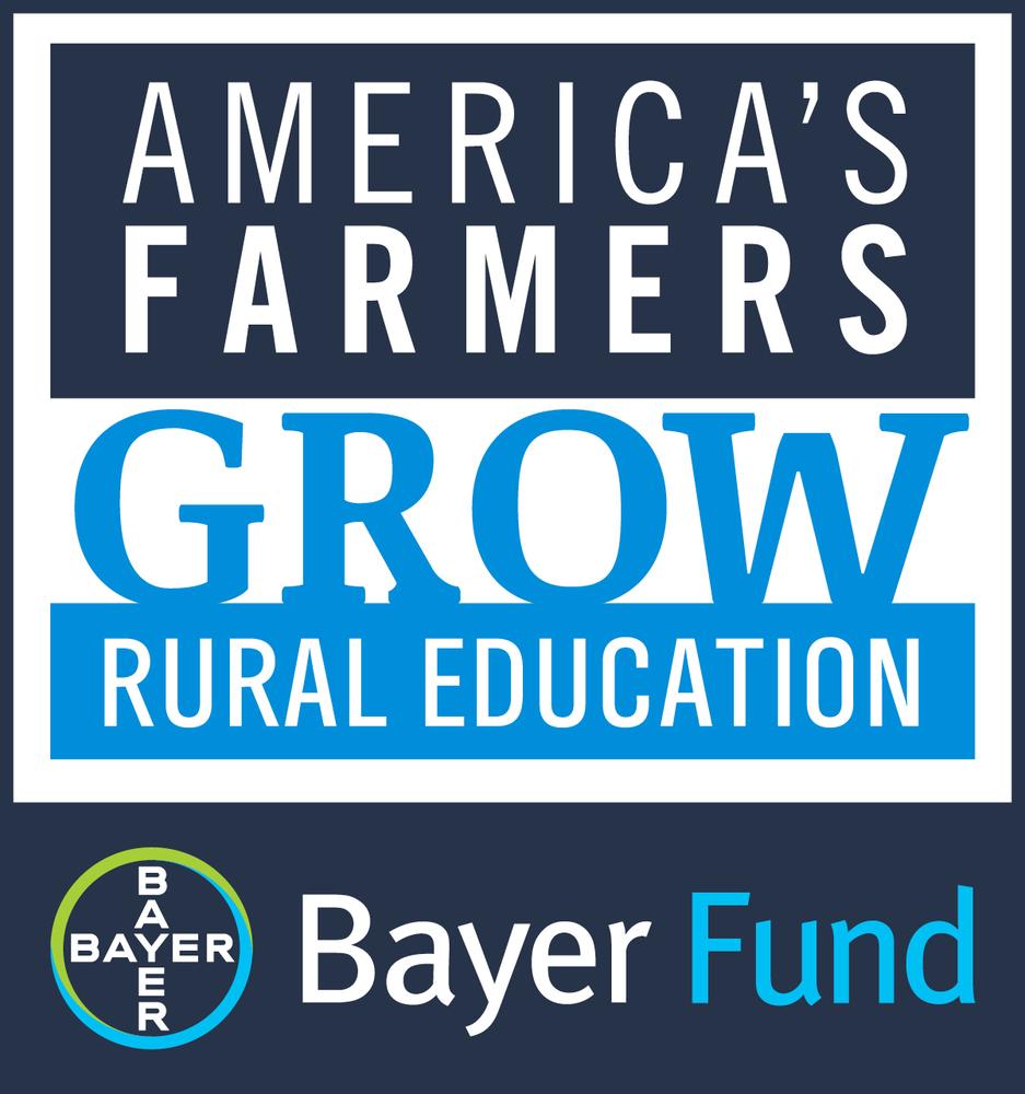 America's Farmers Grow Rural Education logo