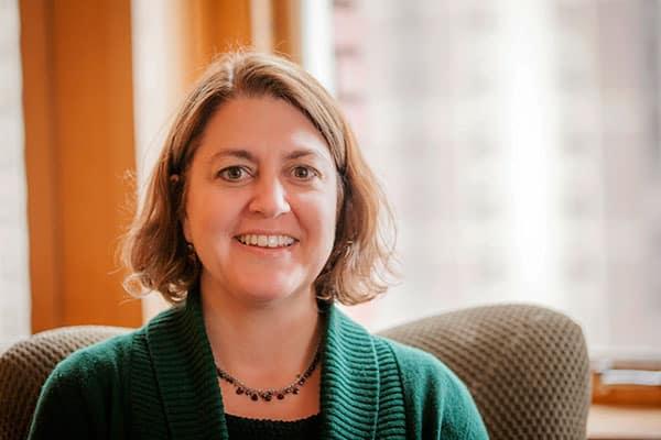 Holly Bartling, Senior Program Officer at General Service Foundation