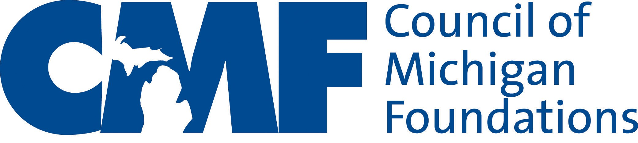 Council of Michigan Foundations Logo